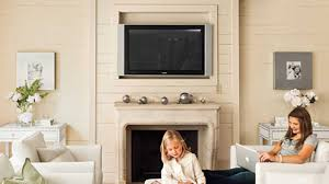White Paint Living Room Using White Paint The Right Way Southern Living