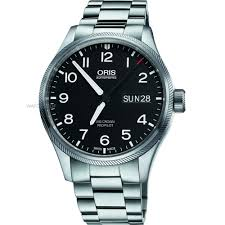 men s oris big crown propilot day date automatic watch mens oris big crown propilot day date automatic watch 0175276984164 0782219