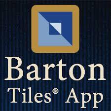 Barton Tiles App - Home