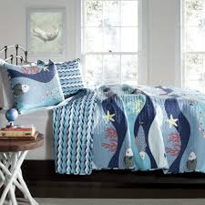 top 58 superb nautical themed duvet covers beach comforters queen coastal quilts and coverlets cottage print sheets bedroom decor ideas fishing bedding