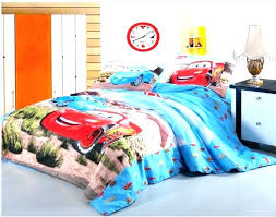 cars twin bed set cars twin bedding set image of little car bed 2 comforter cars