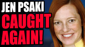 """Jen Psaki CAUGHT AGAIN!! Stuck LYING Non Stop To Cover For Biden! Lets  """"CIRCLE BACK""""!! - YouTube"""