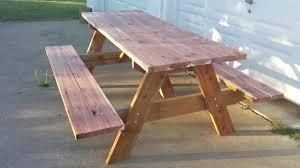 cedar picnic table eastern red aromatic cedar picnic table round cedar picnic table plans