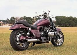a 202 horsepower honda valkyrie