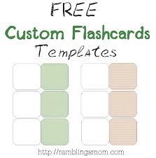FREE Printable Morning Routine Cards  Kids Morning Routines Free Make Flash Cards Free