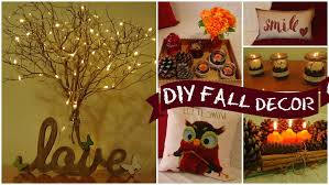 Diy Fall Decorations Diy Easy Fall Room Decor I Easy Room Decor Ideas I Diy Home