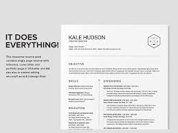 Best Modern Clean Resume Design Clean Modern Resume Design Magdalene Project Org