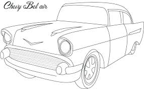 old chevy truck coloring pages printable colori