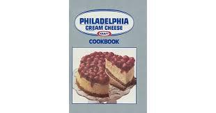 philadelphia cream cheese cookbook by