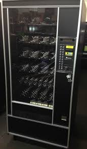 Automatic Products Vending Machine Manual Gorgeous Refurbished AP48 Snack Vending Machines Glass Front Vending