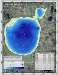 Bathymetric Maps Plant Management In Florida Waters