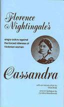 cassandra an essay florence nightingale google books florence nightingale no preview available 1930