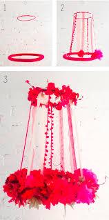 decoració amb flors de paper diy paper flower tresxics com