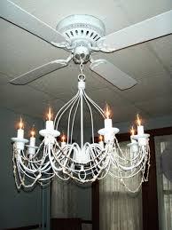 lighting elegant ceiling fan chandelier light kit 5 with crystal fresh dining room full size of