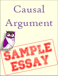 sample causal argument excelsior college owl causal argument essay thumbnail
