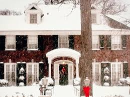 home alone house snow. Delighful Home House From Home Alone Throughout Home Alone House Snow A