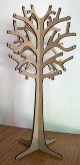 We have plenty of new stuff in our store and our laser cut wooden jewellery  tree is ideal for storing and displaying your earrings, necklaces and  bracelets.