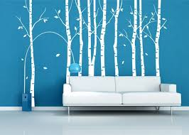 impressive decoration wall decals for living room target birch tree wall decal target design idea and