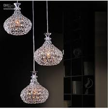 contemporary crystal pendant lighting. Modern Crystal Chandelier Lighting Chrome Fixture Pendant Lamp Hallway Light Deer Antler Drum Shade From Nascoled, $67.82| Dhgate.Com Contemporary A