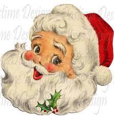 vintage santa claus face clipart. Fine Clipart Image 0 Throughout Vintage Santa Claus Face Clipart S