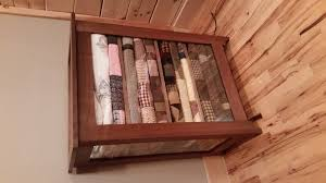 Quilt Display Case - by RustedRain @ LumberJocks.com ~ woodworking ... & Quilt Display Case Adamdwight.com