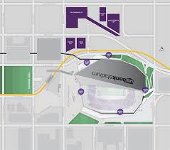 Minnesota Vikings Tickets Seating Chart Minnesota Vikings Tailgating