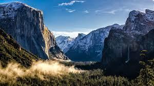 El Capitan Rock Formation, Yosemite ...