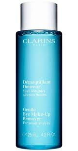 clarins gentle eye makeup remover for sensitive eyes 4 2oz 125ml sealed no box