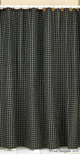 park designs shower curtains primitive black plaid shower curtain park designs park designs sarasota shower curtain