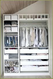 closet storage ideas ikea pax walk in bins
