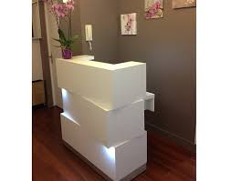 ... Zen Modern Reception Desk ...
