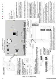 paradox alarm wiring diagram wiring diagram and schematic fire and burglary alarm system evo192 installation
