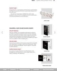 Goldwell Reshade Color Chart Color Continuum Professional Hair Coloring Manual Pdf Free