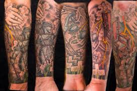 James harden, russell westbrook, nikola jokić, dwayne also most rockets players don't have tattoos. Cool Tattoo Designs For Men On Arm Sleeves Fashionterest