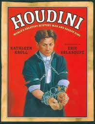 houdini world s greatest mystery man and escape king find this pin and more on narrative nonfiction books elementary
