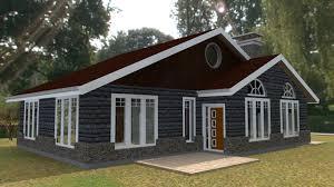 Modern Four Bedroom House Plans Elegant Three Bedroom Bungalow House Plan David Chola Architect