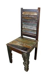 unique wood chair. Mexicali-rustic-wood-dining-chair-bac-402-tres- Unique Wood Chair O