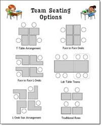 Classroom Group Seating Chart Template 21 Best Classroom Seating Arrangements Images Classroom