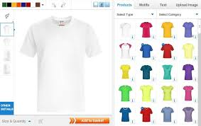 Websites Where You Can Make Your Own Shirt Personalised T Shirts As Individual As You Are Uk