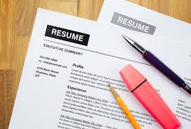 Five Things Never To Do With Your Resume