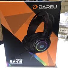Tai nghe DAREU EH416 RGB giả lập 7.1 cắm cổng USB