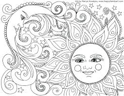 Elephant Mandala Coloring Pages Printable Hard Free Pdf Fancy For