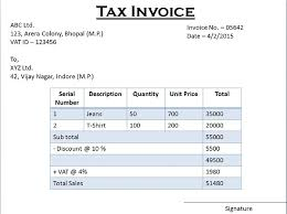 Difference Between Invoice And Receipt New Difference Between Tax Invoice And Retail Invoice With Similarities