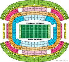 Dallas Cowboys Seating Chart With Rows 19 Best Cowboys Stadium Anniversary Trip Images Cowboys