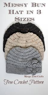 Messy Bun Beanie Knitting Pattern Amazing Ideas