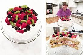 Simple Like Love Berry Chantilly Cake A Recipe Simple Like Love