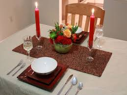 Candle Light Dinner Table Setting Wedding Or Dinner Decoration Picture Candlelight Dinner Home