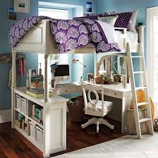 Build Bunk Bed With Desk Underneath Woodworking Workbench Projects 2017  Including Pictures Of Beds Images Under Loft Mini On Wooden Floor In Pink  Bedroom As ...