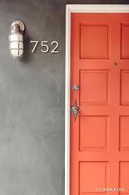 Coral Front Door Best 233 Front Door Designs Images On Pinterest Architecture