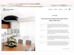 colour cube interiors process page